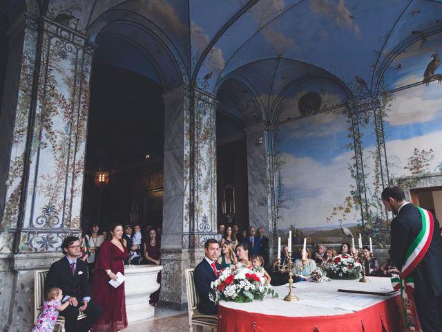 Il matrimonio di Simone e Lara a Roma, Roma 46