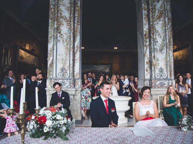 Il matrimonio di Simone e Lara a Roma, Roma 47
