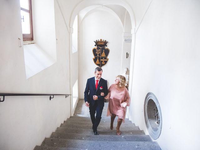 Il matrimonio di Simone e Lara a Roma, Roma 36