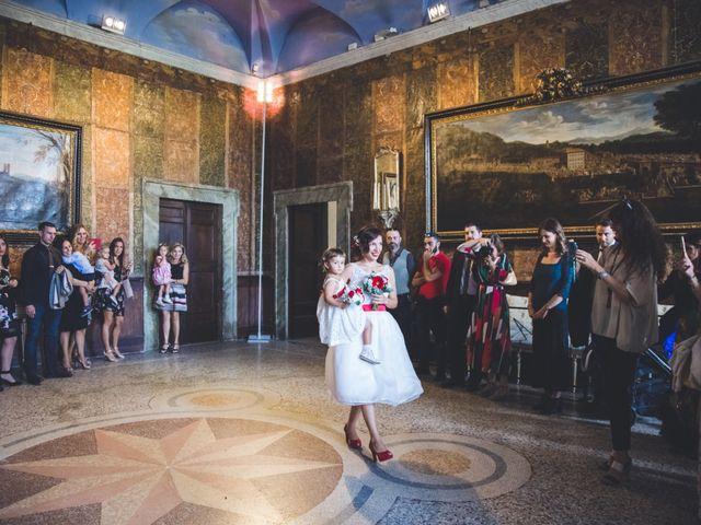 Il matrimonio di Simone e Lara a Roma, Roma 39