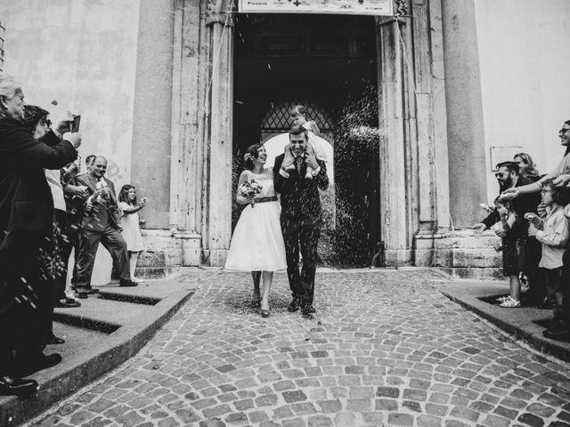 Il matrimonio di Simone e Lara a Roma, Roma 52
