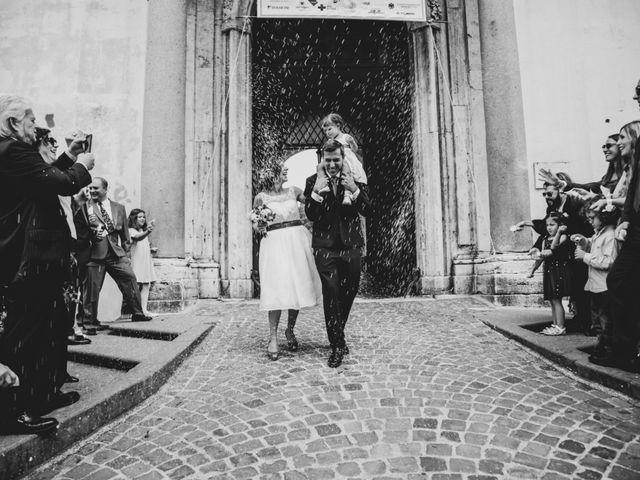 Il matrimonio di Simone e Lara a Roma, Roma 53