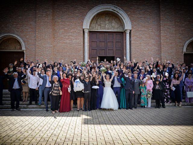 Il matrimonio di Mattia e Noemi a Pescara, Pescara 10