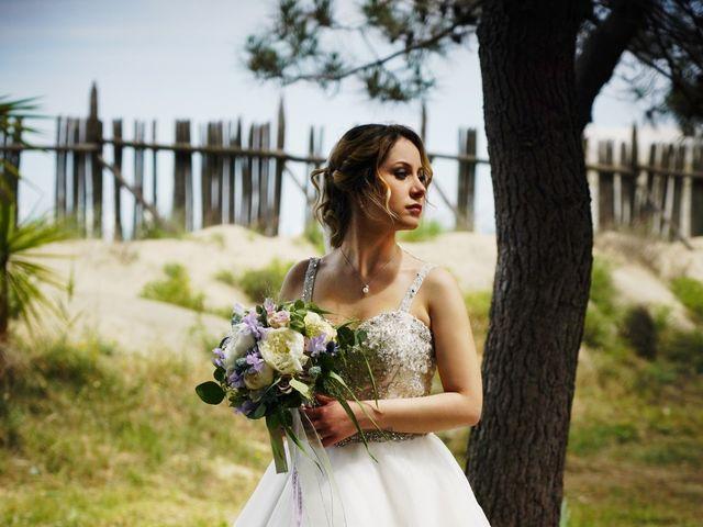 Il matrimonio di Mattia e Noemi a Pescara, Pescara 12