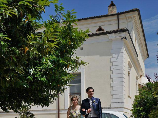 Il matrimonio di Mattia e Noemi a Pescara, Pescara 13