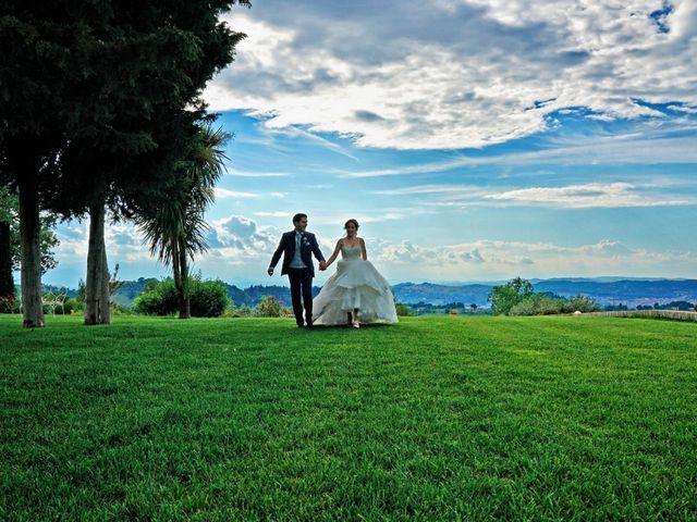 Il matrimonio di Mattia e Noemi a Pescara, Pescara 14