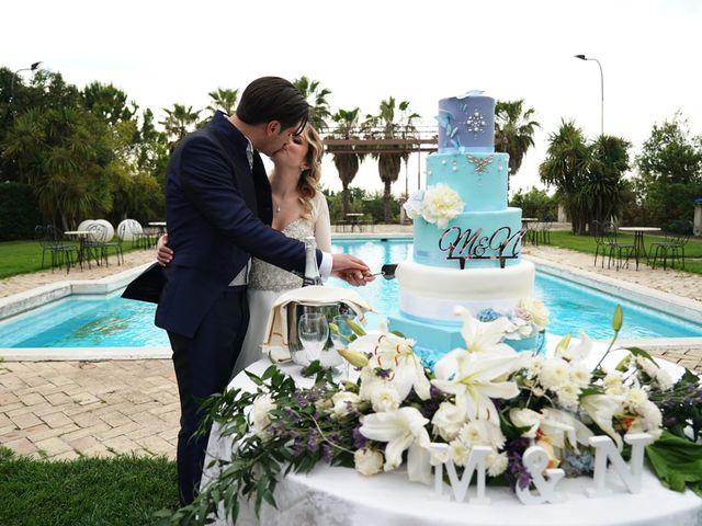 Il matrimonio di Mattia e Noemi a Pescara, Pescara 21