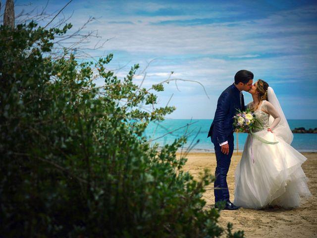 Le nozze di Noemi e Mattia