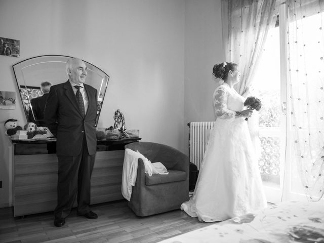 Il matrimonio di Barbara e Denis a Pavia, Pavia 10