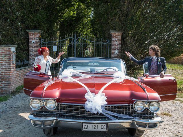 Il matrimonio di Barbara e Denis a Pavia, Pavia 13
