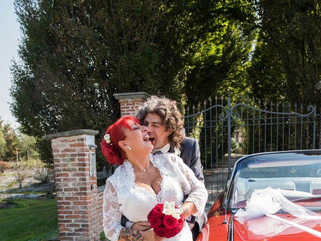 Il matrimonio di Barbara e Denis a Pavia, Pavia 14