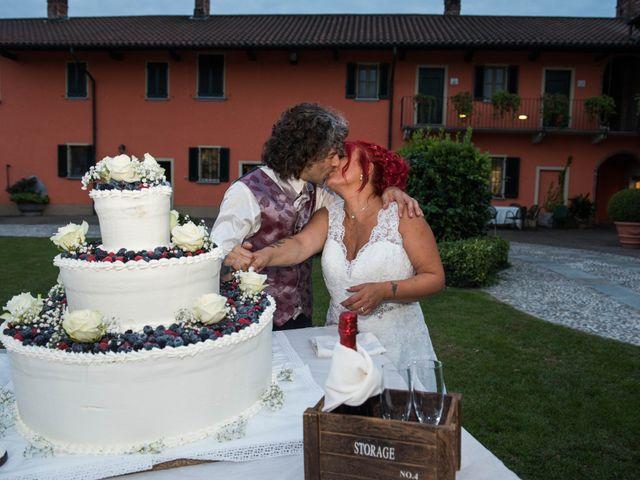 Il matrimonio di Barbara e Denis a Pavia, Pavia 21