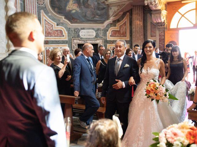 Il matrimonio di Matteo e Valeria a Corigliano Calabro, Cosenza 22