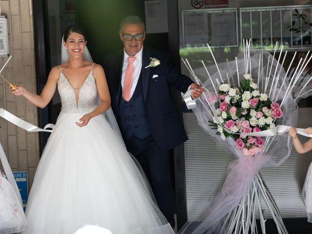 Il matrimonio di Michelangelo e Chiara a Monza, Monza e Brianza 9