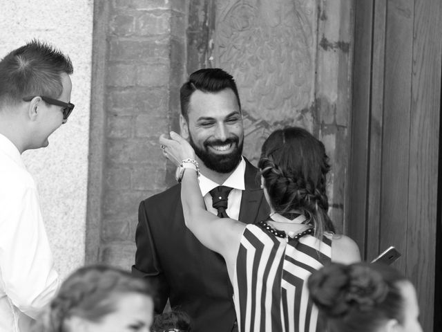Il matrimonio di Michelangelo e Chiara a Monza, Monza e Brianza 11