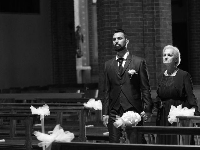 Il matrimonio di Michelangelo e Chiara a Monza, Monza e Brianza 13