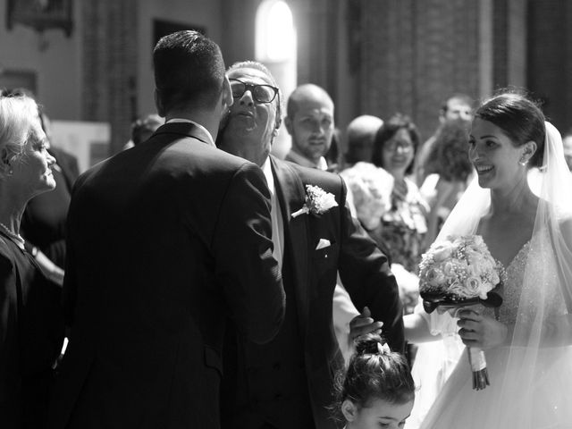 Il matrimonio di Michelangelo e Chiara a Monza, Monza e Brianza 19