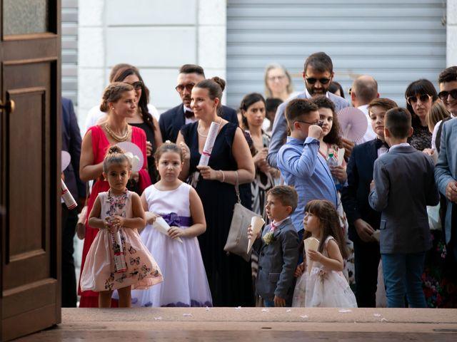 Il matrimonio di Michelangelo e Chiara a Monza, Monza e Brianza 20