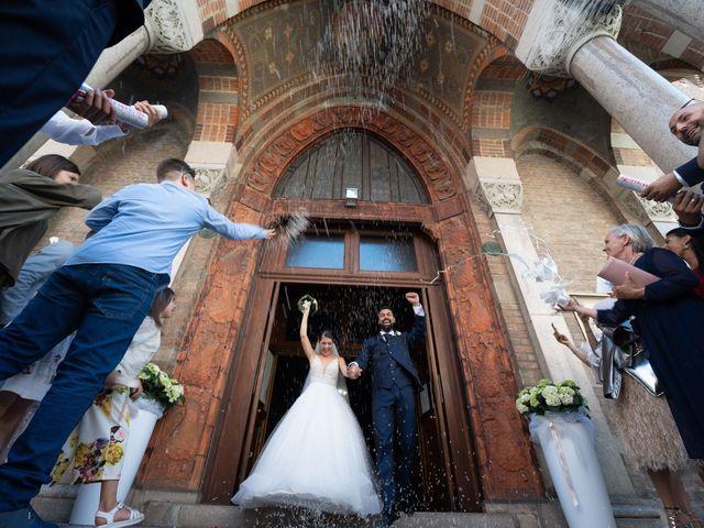 Il matrimonio di Michelangelo e Chiara a Monza, Monza e Brianza 22
