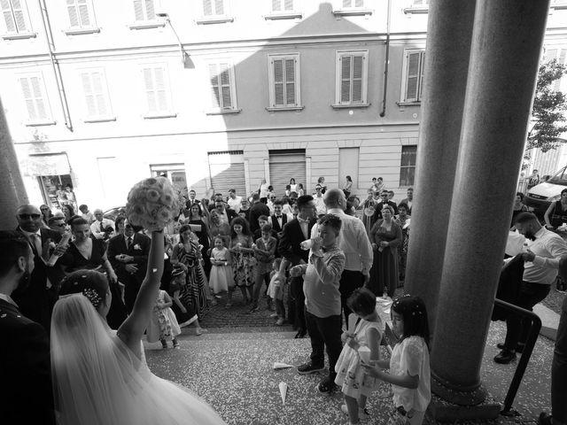 Il matrimonio di Michelangelo e Chiara a Monza, Monza e Brianza 23