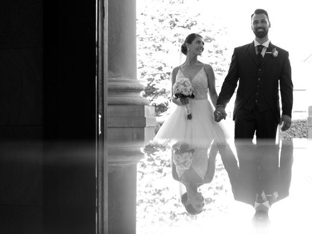 Il matrimonio di Michelangelo e Chiara a Monza, Monza e Brianza 24