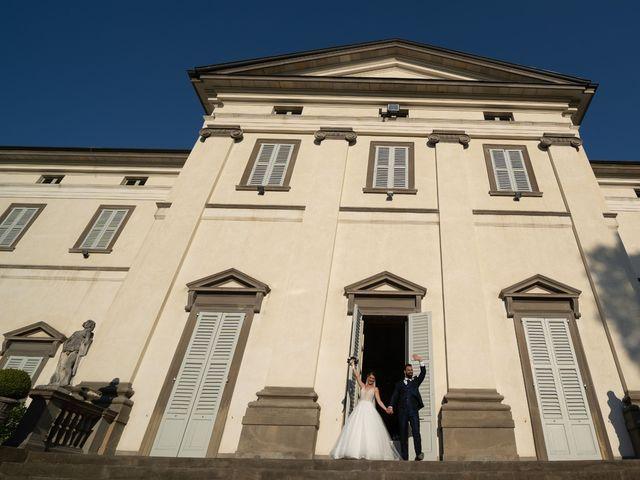 Il matrimonio di Michelangelo e Chiara a Monza, Monza e Brianza 25