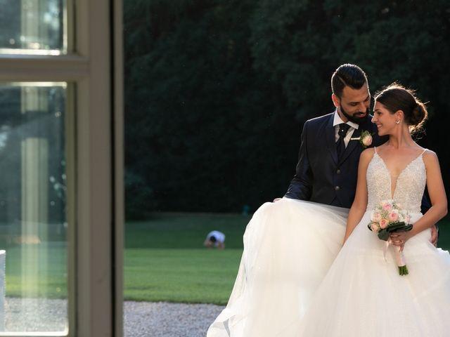 Il matrimonio di Michelangelo e Chiara a Monza, Monza e Brianza 30