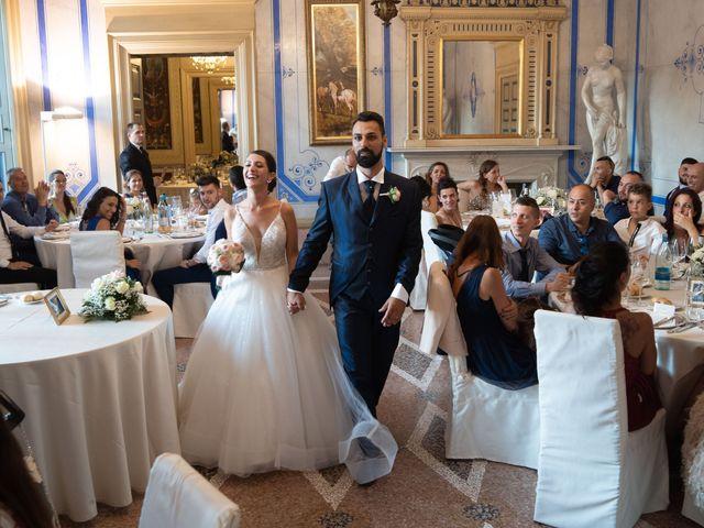 Il matrimonio di Michelangelo e Chiara a Monza, Monza e Brianza 45