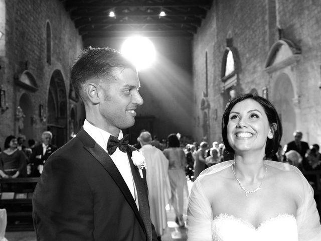 le nozze di Lisa e Gianni