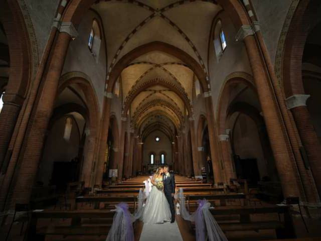 Il matrimonio di Santino e Carmen a Chiaravalle, Ancona 1