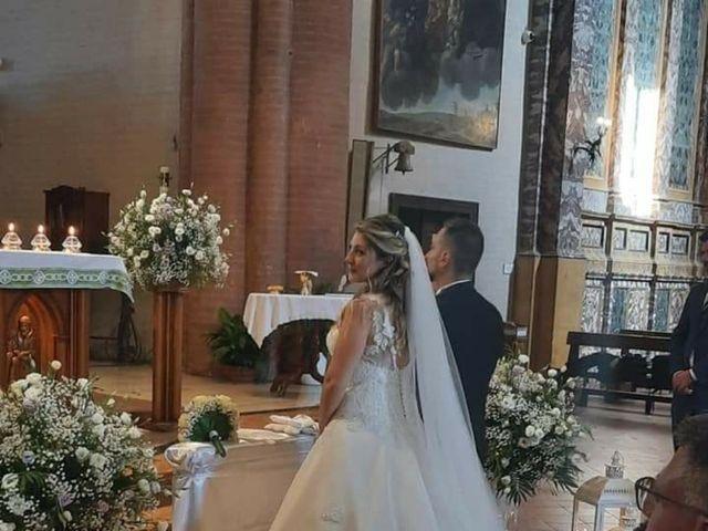 Il matrimonio di Santino e Carmen a Chiaravalle, Ancona 4