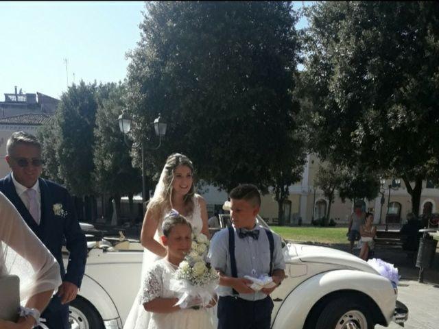 Il matrimonio di Santino e Carmen a Chiaravalle, Ancona 5