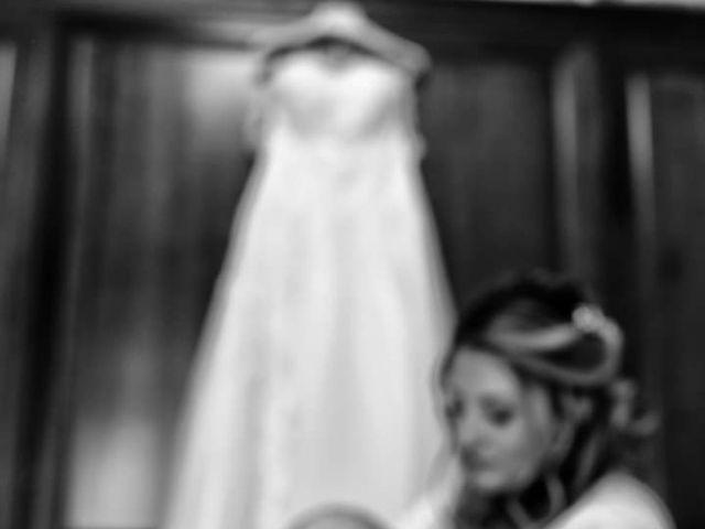 Il matrimonio di Santino e Carmen a Chiaravalle, Ancona 8