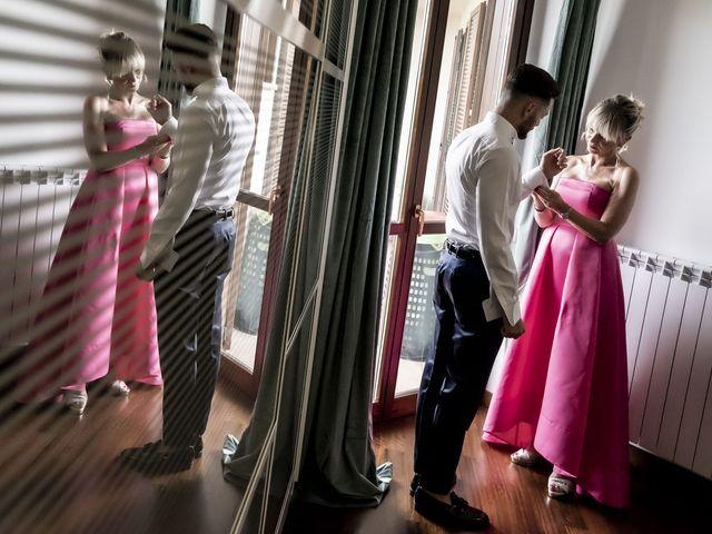 Il matrimonio di Mattia e Jessica a Carnago, Varese 4