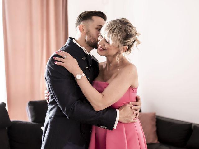 Il matrimonio di Mattia e Jessica a Carnago, Varese 5