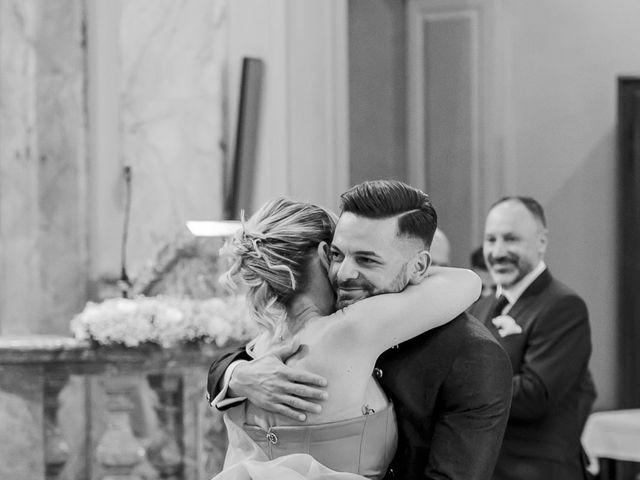 Il matrimonio di Mattia e Jessica a Carnago, Varese 11