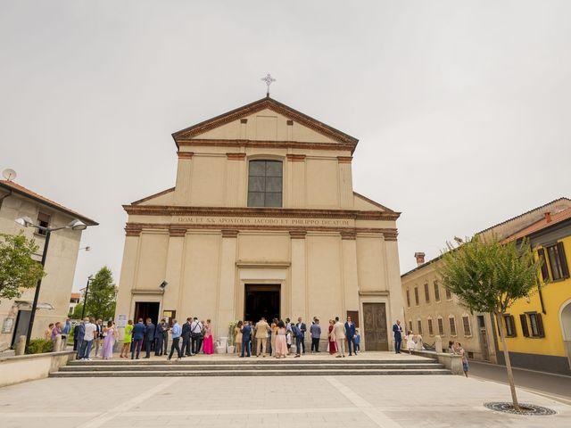 Il matrimonio di Mattia e Jessica a Carnago, Varese 13