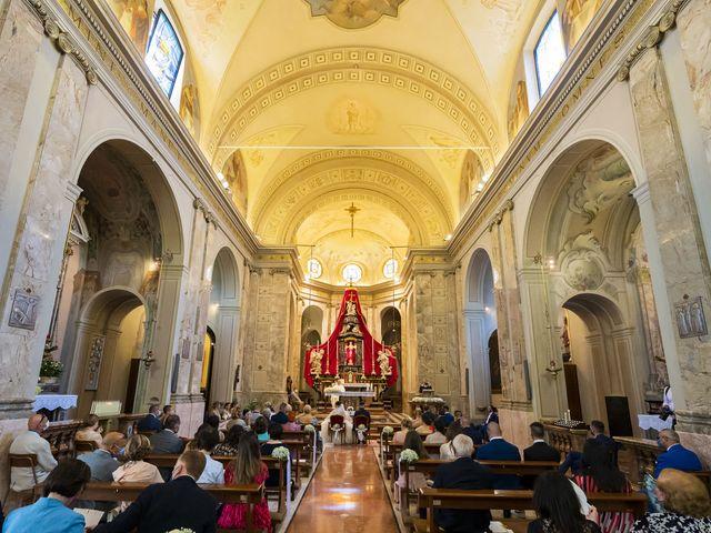 Il matrimonio di Mattia e Jessica a Carnago, Varese 21