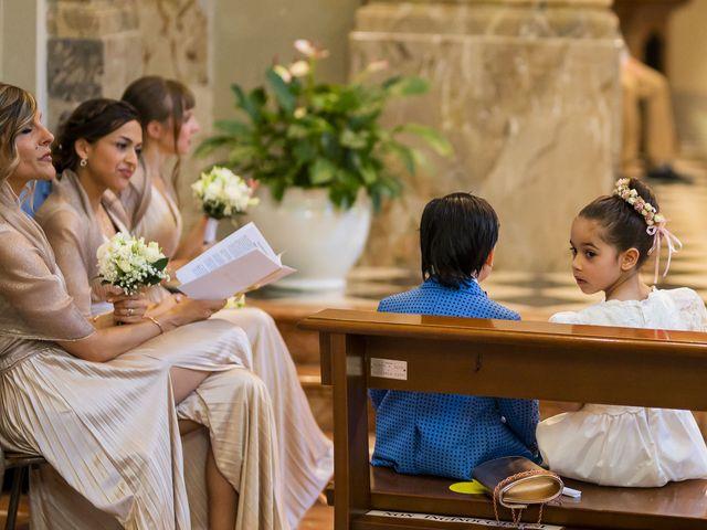 Il matrimonio di Mattia e Jessica a Carnago, Varese 22