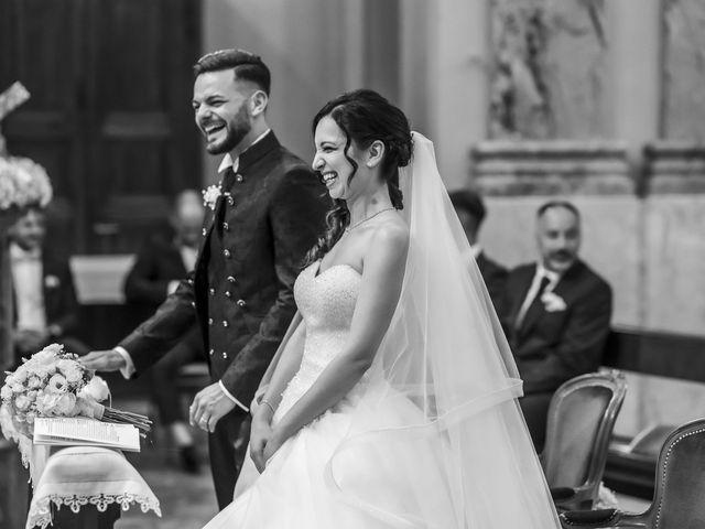Il matrimonio di Mattia e Jessica a Carnago, Varese 28
