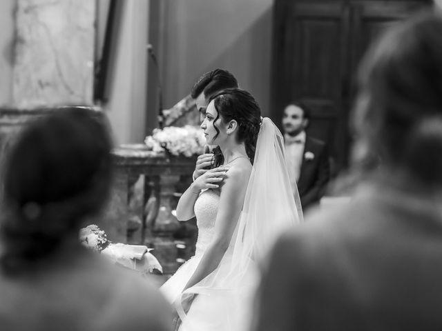 Il matrimonio di Mattia e Jessica a Carnago, Varese 30