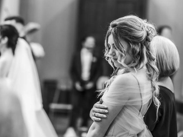 Il matrimonio di Mattia e Jessica a Carnago, Varese 31