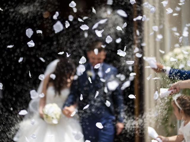 Il matrimonio di Mattia e Jessica a Carnago, Varese 34