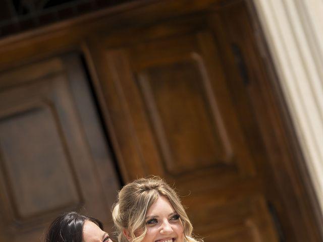 Il matrimonio di Mattia e Jessica a Carnago, Varese 40