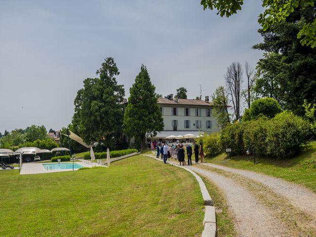 Il matrimonio di Mattia e Jessica a Carnago, Varese 41