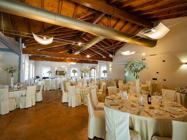 Il matrimonio di Mattia e Jessica a Carnago, Varese 43