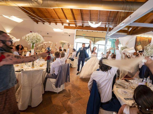 Il matrimonio di Mattia e Jessica a Carnago, Varese 50
