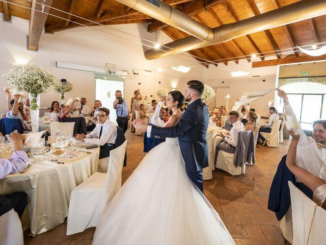 Il matrimonio di Mattia e Jessica a Carnago, Varese 53