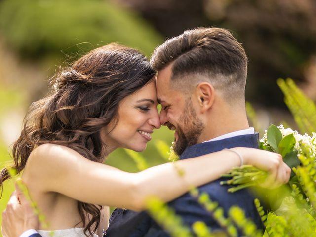 Il matrimonio di Mattia e Jessica a Carnago, Varese 56