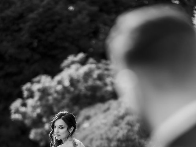 Il matrimonio di Mattia e Jessica a Carnago, Varese 58